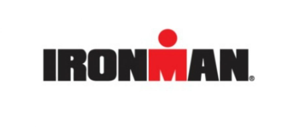 ironman logo text